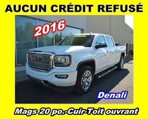 2016 GMC Sierra 1500 **Denali**Navigation**Cuir**Toit ouvrant