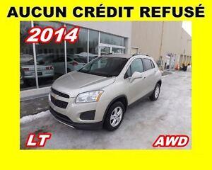 2014 Chevrolet Trax 1LT*AWD*aucun crédit refusé*