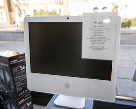 Apple iMac 20'' - sellers refurbished
