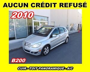 2010 Mercedes-Benz B-Class B200*TOIT PANORAMIQUE*CUIR**