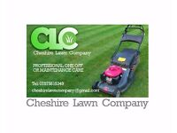 CHESHIRE LAWN COMPANY - Professional Garden Lawn Cutting and Fencing Services