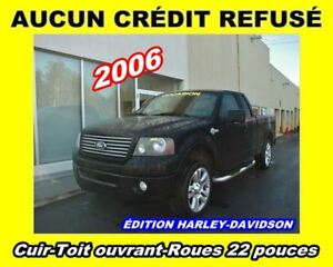 2006 Ford F-150 ÉDITION HARLEY-DAVIDSON**WOW!!**