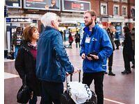Events Fundraiser - London, UK's Leading, £332pw Basic + Bonus (OTE £30k+)