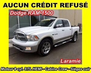 2010 Dodge Ram 1500 Laramie **AUCUN CRÉDIT REFUSÉ**
