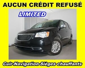 2015 Chrysler Town & Country LIMITED SIÈGES CHAUFFANTS CUIR *NAV