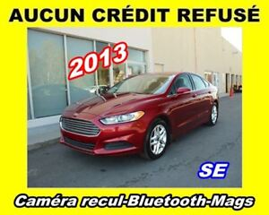 2013 Ford Fusion **SE**Caméra recul**Bluetooth**Mags