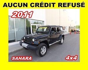 2011 Jeep WRANGLER UNLIMITED Sahara*4x4*