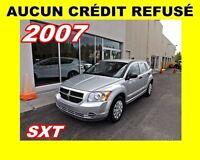 2007 Dodge Caliber SXT**AUCUN CRÉDIT REFUSÉ**