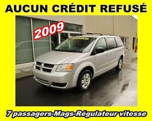 2009 Dodge Grand Caravan **7 passagers**Mags**Régulateur vitesse