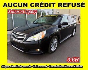 2011 Subaru Legacy 3.6 R Limited Package