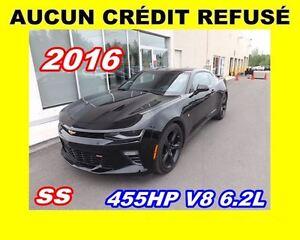 2016 Chevrolet Camaro **2SS**V8 6.2L**455 HP**BREMBO**