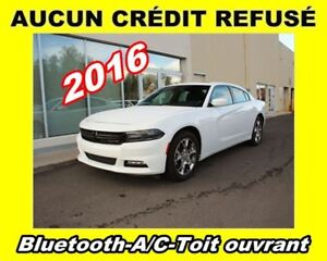 2016 Dodge Charger **SXT**AWD**Navigation,Toit ouvrant**