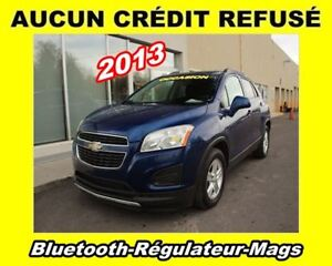 2013 Chevrolet Trax 1LT**BLUETOOTH**1.4L TURBO**CLIMATISATION**