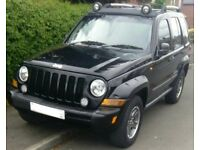 55 plate jeep Cherokee renegade may px very good condition drives faultless 8 months mot 2.8 crd