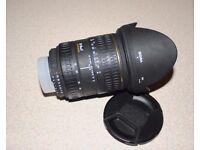 nikon fit Sigma AF 28-70mm f2.8 D lens in Nikon fit