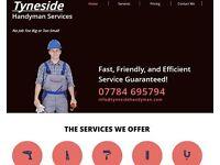 Tyneside Handyman Services
