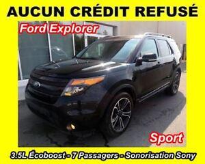 2015 Ford Explorer Sport **7 PASSAGERS**