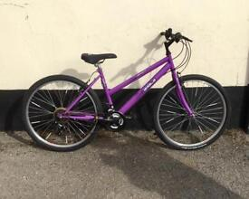 Ladies British eagle mountain bike 17'' frame £45