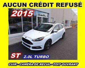 2015 Ford Focus **Toit ouvrant,Navigation**AUCUN CREDIT REFUSE