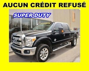 2011 Ford F-350 4X4 SUPER DUTY MAGS CREW CAB *ATT. APPROBATION