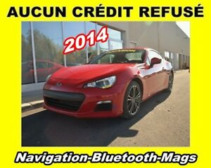 2014 Subaru BRZ **Navigation**Bluetooth**Mags
