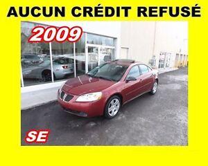 2009 Pontiac G6 SE*toit, mags*AUCUN CRÉDIT REFUSÉ*