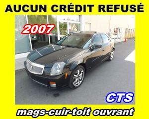 2007 Cadillac CTS 3.6L**Toit ouvrant**cuir