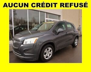 2014 Chevrolet Trax CROSSOVER *PROGRAMME 100% APPROUVÉ*