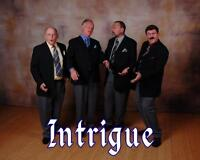 INTRIGUE - Acappella Quartet