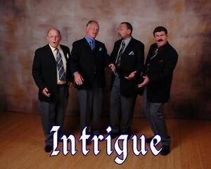 INTRIGUE - Acappella Quartet Windsor Region Ontario image 9