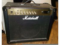 Marshall MG 30 FX, guitar amp.
