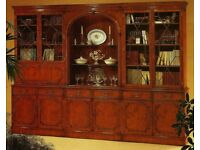 Very Large & High Yew Wall Unit (3m x 2.16m)