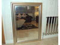 3 x Large Hairdressing Mirrors
