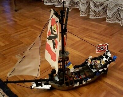 RARE 1992 LEGO 6271 IMPERIAL FLAGSHIP COMPLETE W/ INSTRUCTIONS
