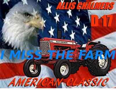Allis Chalmers D17 American Classic Coffee Mug