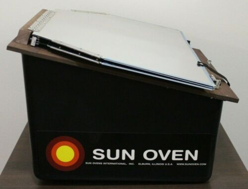 Global Sun Oven Ultimate Solar Appliance Portable Outdoor Camping Stove