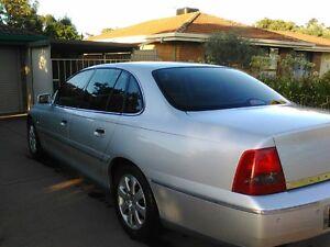 2003 Holden Statesman Sedan Craigmore Playford Area Preview