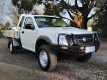 Holden Rodeo 4x4 flat tray Ute Legana West Tamar Preview