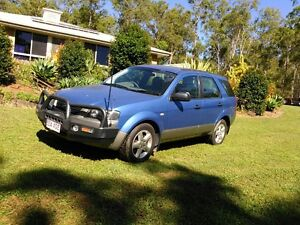 2006 ford territory Childers Bundaberg Surrounds Preview
