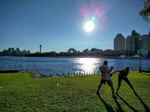 Boxing Personal Trainer Pyrmont Inner Sydney Preview