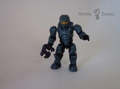 Spartan Plasma Pistol - Halo Mega Bloks Set #97213 UNSC Covert Ops Spartan Recruit w/ Plasma Pistol Fig