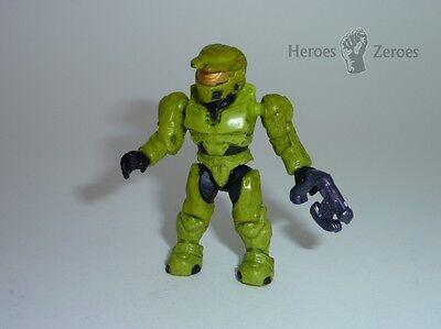 Spartan Plasma Pistol - Halo Mega Bloks Set #97520 UNSC Venom Lime Spartan with Plasma Pistol
