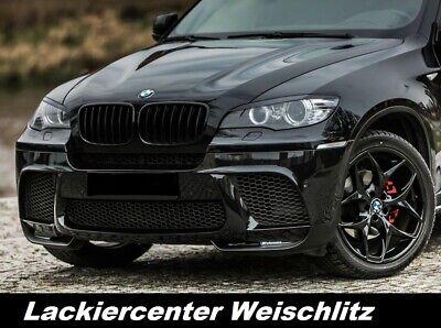 Böser Blick Scheinwerfer Blenden Tuning Set für BMW X1 E84 LCI SB266