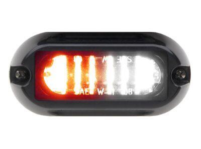 Whelen Linz6 Series Super-led - Redwhite Split - Linz6d - New