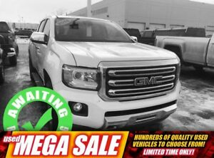 2016 GMC Canyon SLT| Nav| Bose®| Heat Leath| Rem Strt| Auto Clim