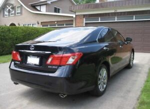 Lexus ES350 Heated and Cooled Seats!!