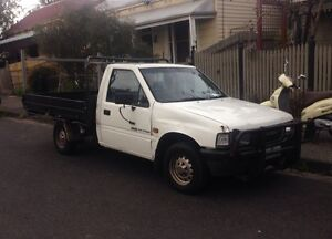 1996 Holden Rodeo Brunswick Moreland Area Preview
