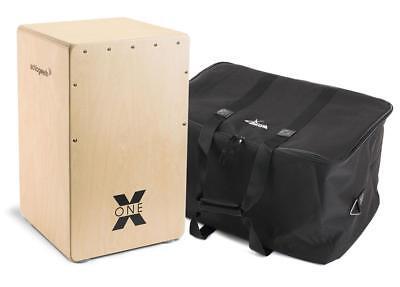 SCHLAGWERK CAJON X-ONE SET TRAGE TASCHE GIGBAG SNARETEPPICH KAJON PERCUSSION BAG
