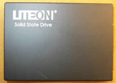 LiteOn SSD, 480Gb, 2,5 Zoll SATA, Neuwertig