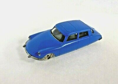 Lego Ho Scale Vintage 1960'S CITROEN DS19 Very Rare Blue